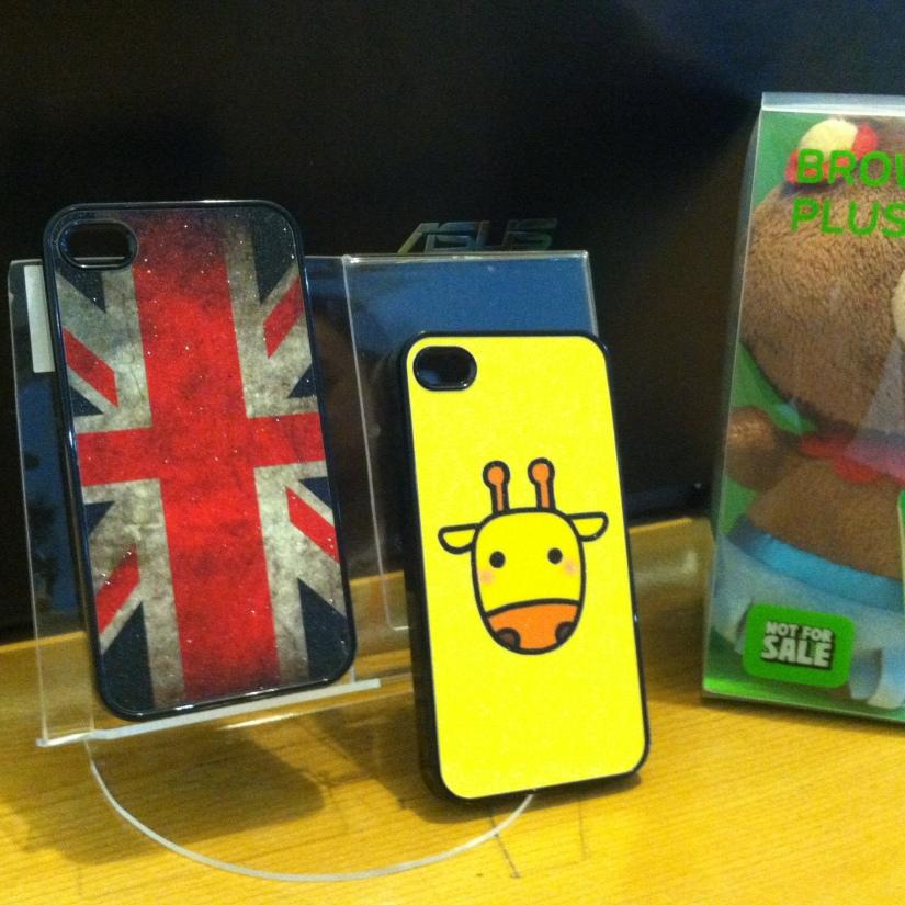 Hardcase UK Flag – iPhone4/4S