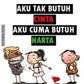 BUTUH HARTA