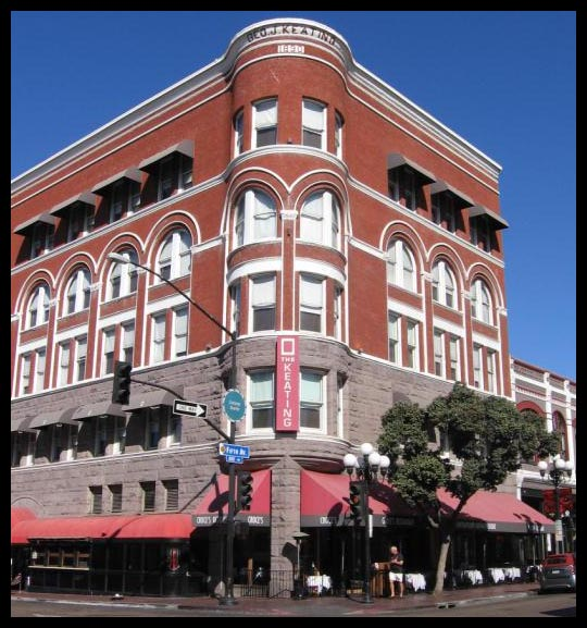 Croce's in the Gaslamp Quarter in downtown San Diego, California
