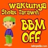 times tarawih