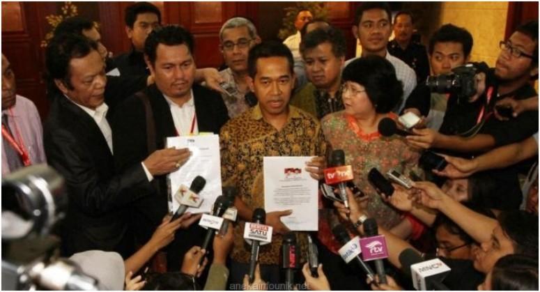 Berkas Revisi Gugatan Kubu Prabowo Bertambah 50 Halaman