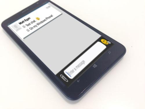 Cara Install BBM Untuk Windows Phone