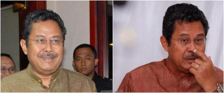 Foto Fahmi Idris, Politisi Senior Golkar