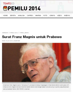 franz magnis