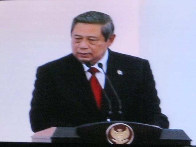 """...Presiden RI. Susilo Bambang Yudoyono..."" Photo By : Red. NRMnews.com"