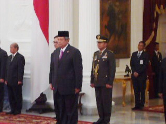 """...Presiden RI Susilo Bambang Yudhoyono, ..."" Photo By : Red NRMnews.com"