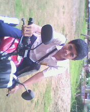 nurahman by motorcycle
