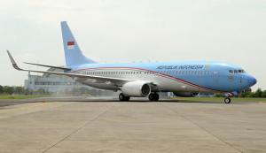 Pesawat kepresidenan, pesawat presiden Indonesia