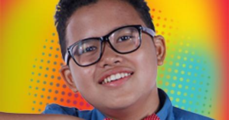 FADLY DAN GLEN TERELIMINASI PADA BABAK SPEKTAKULER INDONESIAN IDOL JUNIOR2014