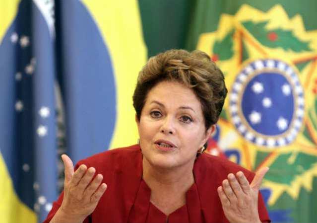 """...Presiden Brazil, Dilma Rousseff..."""