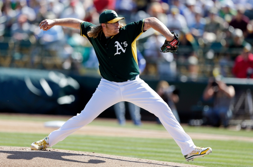 Athletics activate A.J. Griffin from the disabled list, option him to Triple-A