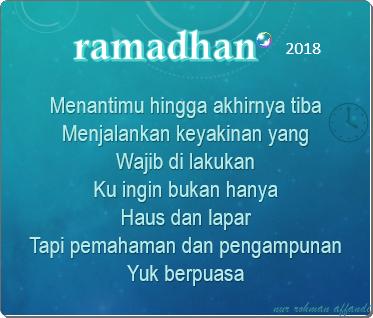 puasa ramadhan keren kece