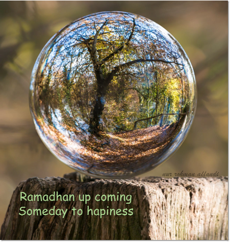 someday goes to ramadhan